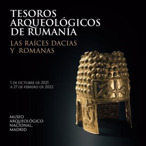 Tesoros arqueológicos de Rumanía. Las raíces dacias y romanas