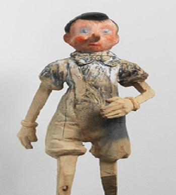 Jim Dine en la Colección del Centre Pompidou