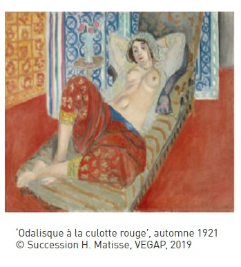 Matisse: A New Country
