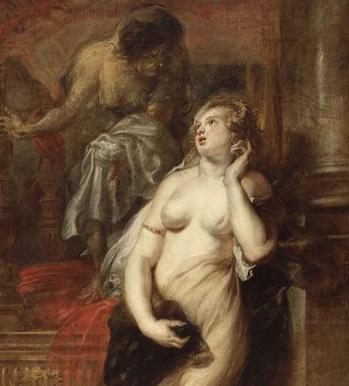 Rubens: Hercules and Deianira
