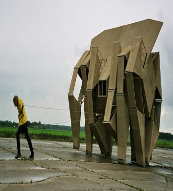 Theo Jansen. Asombrosas criaturas