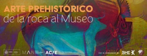 Arte prehistórico, de la roca al museo